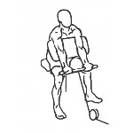 Cable Preacher Curl - Step 1