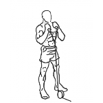Cable Hammer Curls - Rope Attachment - Step 2