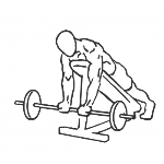 Lying Incline Curl - Step 1