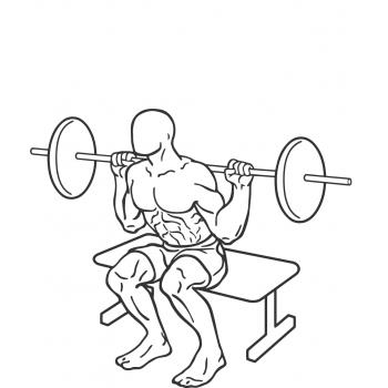 Squat To Bench - Step 2