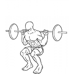Barbell Squat - Step 2