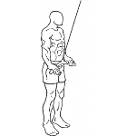Straight-Arm Pulldown - Step 1