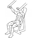 Incline Chest Press - Step 1
