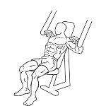 Incline Chest Press - Step 2