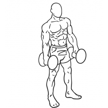 Side Lateral Raise - Step 2